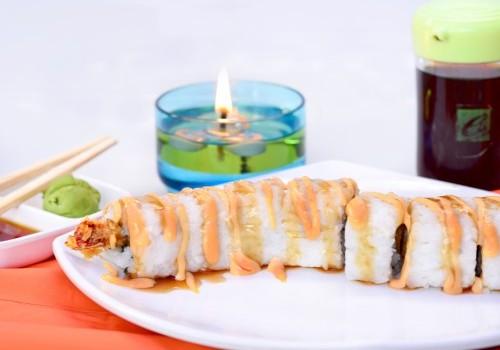 Godzilla Sushi Roll