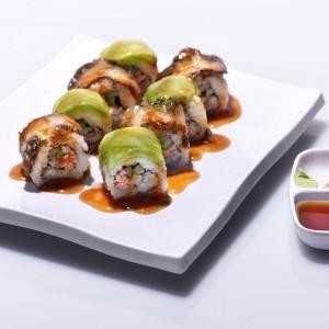 Leviathan Sushi Roll