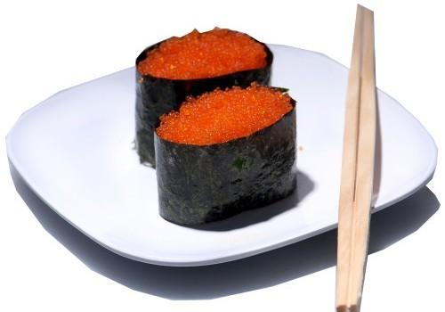 Tobiko Gunkan